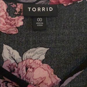torrid Tops - Torrid Top